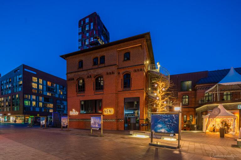 Altes Hafenamt in der HafenCity