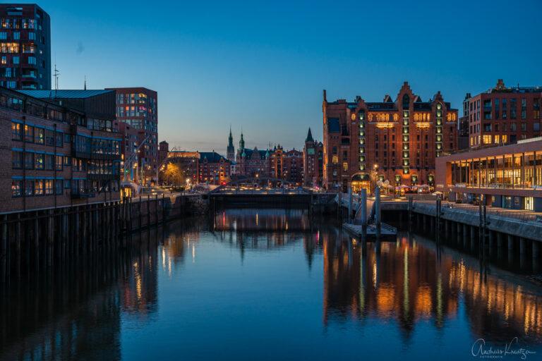 Magdeburger Hafen