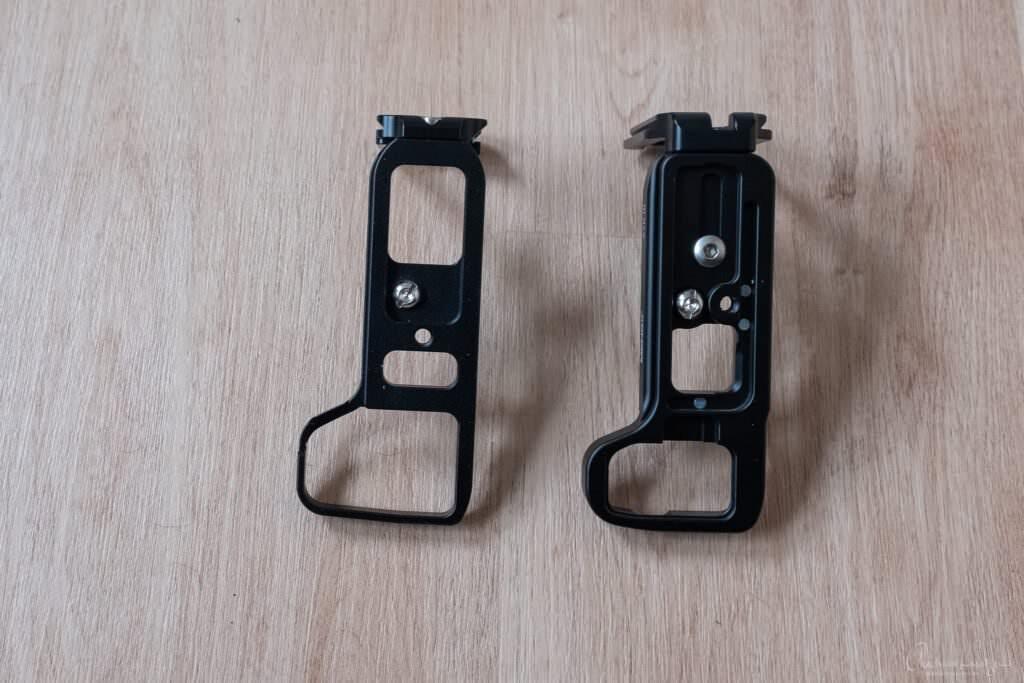 Mengs L-Winkel fuer Sony A7RIII