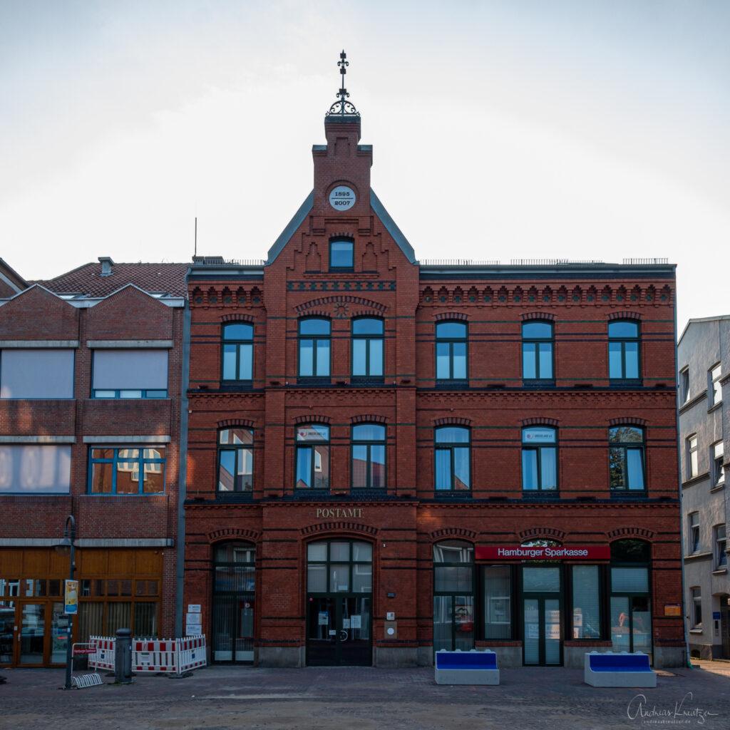 Altes Postamt in Winsen