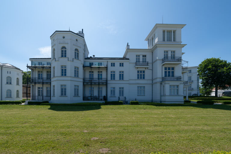 Strandvilla Perle in Heiligendamm