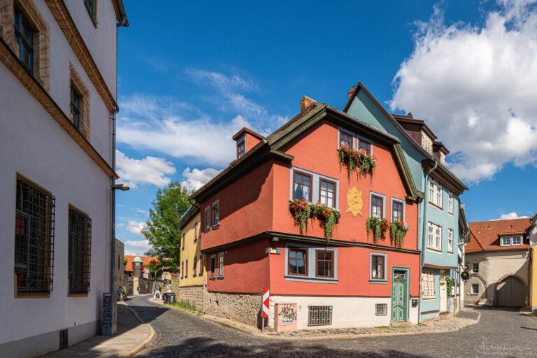 Schildgasse in Erfurt