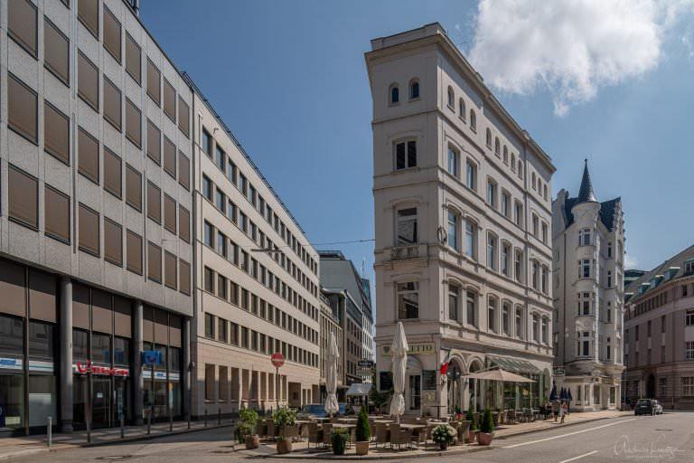Kontorhäuser an der Börsenbrücke